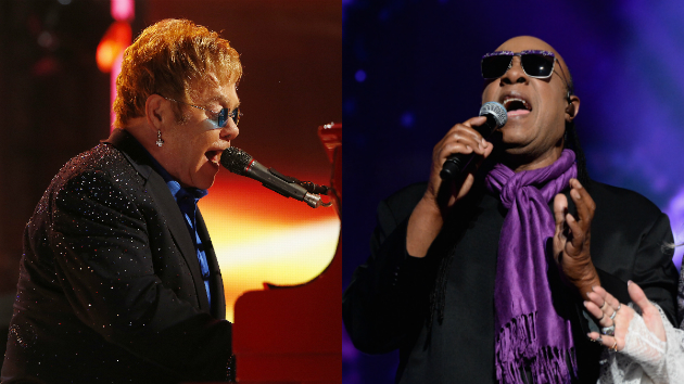 L A  Oldies - Tunes by Elton John, Stevie Wonder among